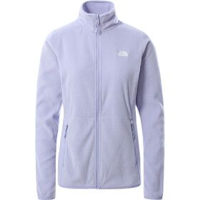 The North Face 100 Glacier Full-Zip Jacket Women sweet lavender